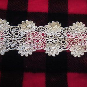 Beautiful wedding Lace Trim